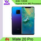 "Huawei Mate 20 Pro LYA-L29 128GB (FACTORY UNLOCKED) 6.39"" Twilight Green Black"