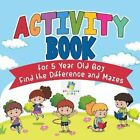 Best Books 5 Year Old Boys - Activity Book for 5 Year Old Boy | Review