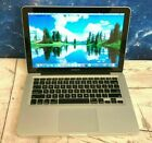 Apple Macbook 13 Mac Laptop / Upgraded to 8GB RAM 1TB HD / OS-2017 + Warranty