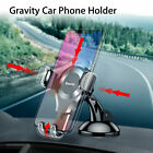 Car Mount Holder Windshield Dashboard Suction Mount Stand For Cell Phone GPS US