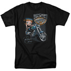 Betty Boop Choppers Short Sleeve T-Shirt Licensed Graphic SM-7X $30.34 USD on eBay