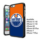 Edmonton Oilers NHL Print Plastic Case iPhone 4s 5s SE 6 6s 7 8 X XS XR (Plus) $17.5 USD on eBay