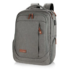 KROSER Large Backpack for 15.6-17.3 Inch Laptop with USB Charging Port
