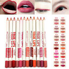 Kyпить 6pcs/Set Waterproof Lip Liner Long Lasting Matte Pen Pencil Cosmetic Makeup Tool на еВаy.соm