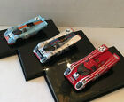 Kyпить 1:43 AutoArt Porsche 917 K Race Car Blue #1, Silver #3 or Red #23 & Display Box на еВаy.соm