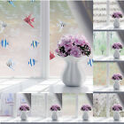Frosted Privacy Glass Window Film Sticker Bedroom Bathroom Home Decor 200x60CM