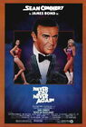66219 Never Say Never Again Movie ean Connery Wall Poster Print AU $19.95 AUD on eBay