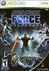 Star Wars: The Force Unleashed (Microsoft Xbox 360, 2008) $5.0 USD on eBay