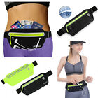 Ultra Slim Running Belts Sport Waist Bag Jogging Phone Holder Pouch Fanny Pack  image