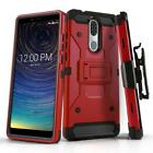 Phone Case for COOLPAD LEGACY, [Tank Series] Shockproof Cover & Holster Clip