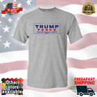 Trump - Pence 2020 MAGA Keeping America Great T-Shirt Official Campaign Logo Tee image