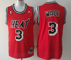 New Men's Miami Heat #3 Dwyane Wade Basketball Jerseys on eBay