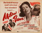 66545 Mildred Pierce Movie Joan Crawfor Jack Carson Decor Wall Poster Print