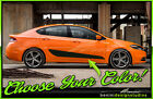 Side Door Stripes Graphics Style 18 - Fits 2013-2016 Dodge Dart $69.99 USD on eBay