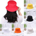 Unisex Bucket Hat Fishing Golf Beach Outdoor Camping Wide Brim Sun Visor Caps AU