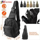 MOLLE Military Backpacks Tactical Bag Rucksack Sling Day Pack Hiking Camping