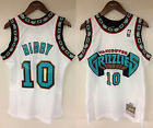 Mike Bibby Vancouver Grizzlies Mitchell & Ness Rookie 1998-1999 Authentic Jersey