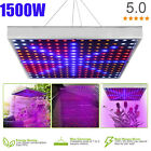 1500W 225 LED Grow Light AC85-265V Growing Lamp For Veg Flower Plant Hydroponics