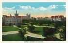 Chicago IL Pano University Chicago Campus (Art Prints, Signs, Canvas, More)