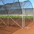 Agfabric 50% Sunblock Shade Cloth Cover for Outdoor Summer Blackout/Greenhouse
