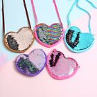 Sequins Coin Purse Kid Baby Girl Wallet Bags Money Holder Pouch Kids Love Gif image