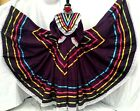 Authentic Jalisco Mexican Dance Dress Folklorico Ballet Rodeo Adult