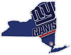 NY New York State GIANTS Football LOGO Vinyl Sticker Decal Car Bumper Wall on eBay
