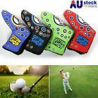 Golf Head Covers PU Leather Numbers Club Accessories Golf Putter Cover Headcover