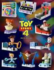 Toy Story 4 Disney Woody $3.99 + SH McDonalds Happy Meal Toys 2019