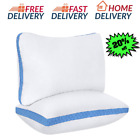 King Size Serta Cool 2 Set Slumber Pillow Comfort Sleep Hypoallergenic Bed image