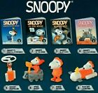 2019 McDonalds SNOOPY NASA TOYS  BOOKS  3.49 Shipping As Many Toys As You Want