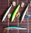 Bagley's Bang-O-Lure #4, Top Gun #5. Assorted models, options!