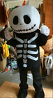 Halloween Zombie Ghost Mascot Costume Cosplay Party Clothing Carnival Adults