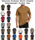 DICKIES MENS 6XLT T HEAVYWEIGHT POCKET TEE CREW NECK SHORT SLEEVE WS450 BIG TALL