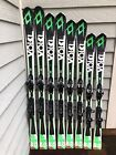 Volkl RTM 80 System Skis w Salomon Z 10 Adjustable Demo Bindings