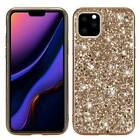 For iPhone 11 Pro Max Luxury Shockproof TPU Bling Glitter Soft Rubber Case Cover