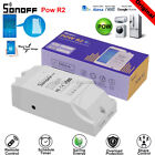 Sonoff POW R2 IFTTT Real Time Energy Monitoring Consumption Timing Remote Ctrl