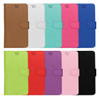 Silicone Inner PU Leather Wallet Case Cover For for Doogee X10S