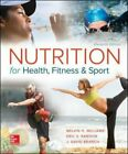 Nutrition for Health, Fitness and Sport by Melvin Williams 9780078021350