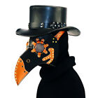 Steampunk Bird Mask Gothic Halloween Mask Unisex Cosplay Funny Mask Gift