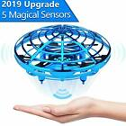 Jasonwell Hand Operated Drone for Kids Toddlers Adults - Hands Free Mini Drones