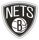 Brooklyn Nets NY NBA Basketball Logo Vinyl Sticker Decal Cornhole Car Bumper on eBay