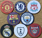 Football Golf Ball Markers Quality Ceramic Poker Chip Collectables Marker Chips