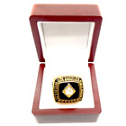 1981 Los Angeles LA Dodgers Championship Ring World Series 18k GOLD PLATED *USA*