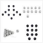 11 Piece Black Cap Dress Kit For 99-06 Harley Touring Models Primary Cover Bolt