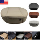 Universal Car PU Leather Front Seat Cover 3D Full Surround Protector Cushion Mat $22.99 USD on eBay