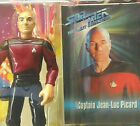 Captain Jean-Luc Picard 1st Season Unif 93 Playmate Star Trek Next Gen Seald TNG on eBay