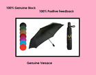 V1969 Versace Genuine Umbrella Deluxe Folding GIFT IDEA NEW Official
