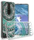 For Nokia 8.1 Plus Case TPU Bumper Hybrid Slim Fit Hard Back Hybrid Phone Cover