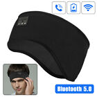 Wireless Bluetooth 5.0 Headband Sleep Headphones Music Sports Sleeping Headband